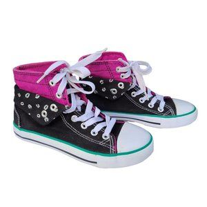 LIPSTICK High Top Hip Hop Sneakers Youth 2